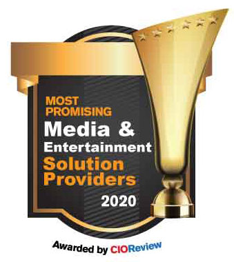 Top 10 Media And Entertainment Solution Companies - 2020