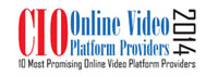 10 Most Promising Online Video Platform Providers - 2014
